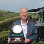 2016年5月15日 グランドシニア選手権決勝